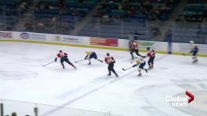 Saskatoon Blades lose to Lethbridge Hurricanes 5-3