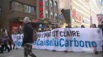 Thousands take part in Montreal climate march
