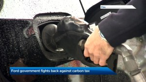 New carbon tax kicks in for Ontario