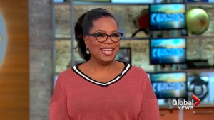'You need more than compassion': Oprah says she won't run for president