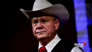 Roy Moore says vast left-wing conspiracy behind all sexual assault allegations against him