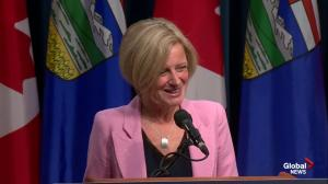 Rachel Notley says she is 'working in good faith' with federal gov