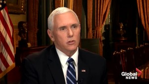 Vice President Mike Pence: 'We have a crisis' at the border