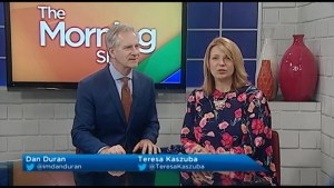 The Morning Show on CHEX preview for May 17