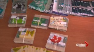 Police allege identity theft and mail fraud scheme targeted dozens across Canada
