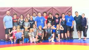 After 32 years of operation, the Kingston Wrestling Club continues to thrive
