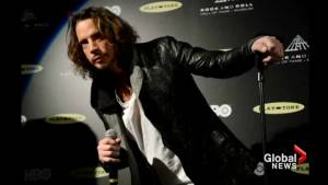 Celebrities, fans attend emotional funeral for Chris Cornell