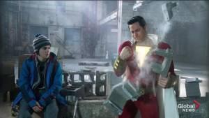 'Shazam!' brings in $53M in opening weekend, continuing DC Comics' winning streak