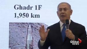 Netanyahu urges Trump to abandon Iran nuclear deal