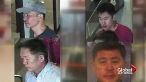 Officials searching for North Korean suspects who fled after Kim Jong Nam's alleged assassination
