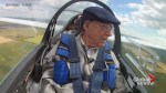 89-year-old Calgary man returns to the skies