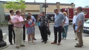 Watertown delegation looks for ideas in Kingston