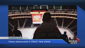 Two minutes for obstruction: New Edmonton arena faces criticism for sightlines
