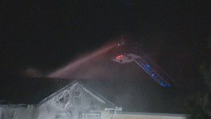 West Kelowna apartment fire 2019-03-22