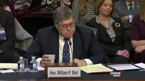 Barr says he'll find out why FBI opened investigation on Trump campaign