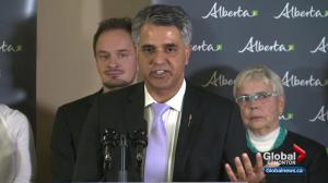 Alberta NDP making adjustments to AISH eligibility rules