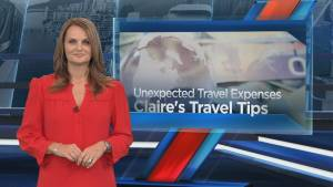 Unexpected travel expenses