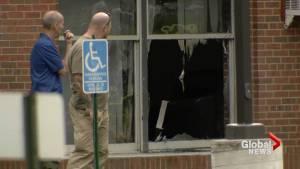 Explosion rocks Minneapolis Islamic Centre