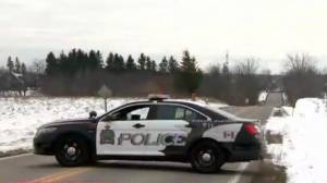Ontario police officer shoots another officer