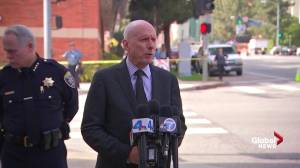 UCLA's executive vice chancellor: we're saddened by the loss of 2 lives today