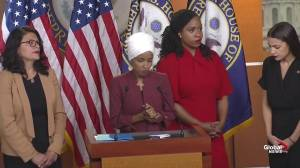 Ilhan Omar reacts to Trump's attacks: 'Every single Muslim has heard that'