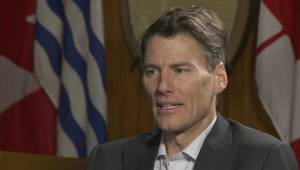 Full interview with Vancouver mayor Gregor Robertson