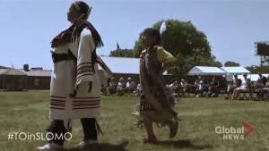 #TOinSLOMO – NATIVE DANCE