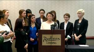 Larry Nassar victims express gratitude towards judge for reading letter