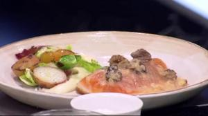 Edible Canada's Across the Top – Pan Roasted Arctic Char