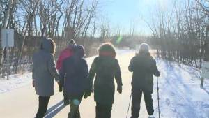 Even the 'dead of winter' doesn't keep Winnipeggers indoors