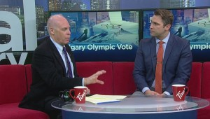 Political analyst David Taras on the Olympic plebiscite decision
