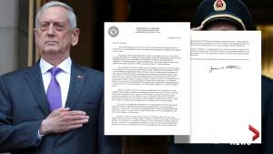 Mattis quits after clashing with Trump on troops