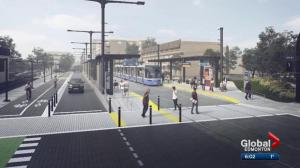 Alberta government commits $1B to west Edmonton LRT extension