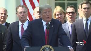 Trump says elimination of bump stocks in final stages