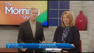The Morning Show on CHEX preview for June 13