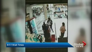 Shocking 911 wait times for calls about North York Sheridan Mall Shooting