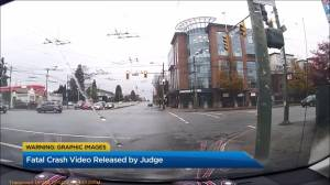 B.C. judge allows release of deadly car crash video