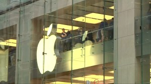 Apple shares drop amid reports of low demand for iPhone X