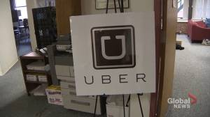 Halifax CAO Jacques Dubé said UBER not ready to set up in the city
