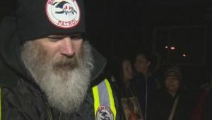 Dozens attend vigil for latest homicide victim in Winnipeg