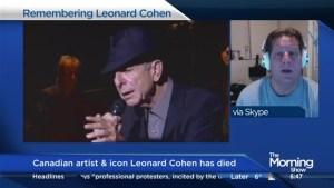 How Leonard Cohen inspired the inspirers