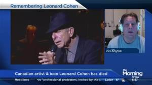 How Leonard Cohen inspired the inspirers