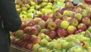 Weak Loonie could mean higher prices for food