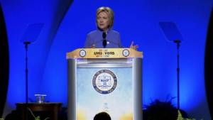 'This madness has to stop': Clinton comments on  Baton Rouge shootings