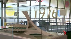 Exhibit celebrates anniversary of Montreal Olympics