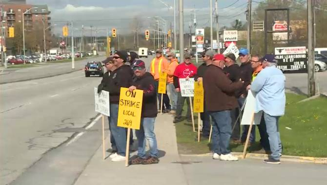 Sheet Metal Workers Return To Negotiations With Contractor