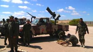 Libyan GNA forces announce military operation to defend capital from Libyan National Army