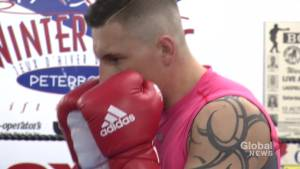Curve Lake athlete credits boxing with helping overcome addiction