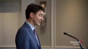 PM Justin Trudeau wraps up trip to Singapore
