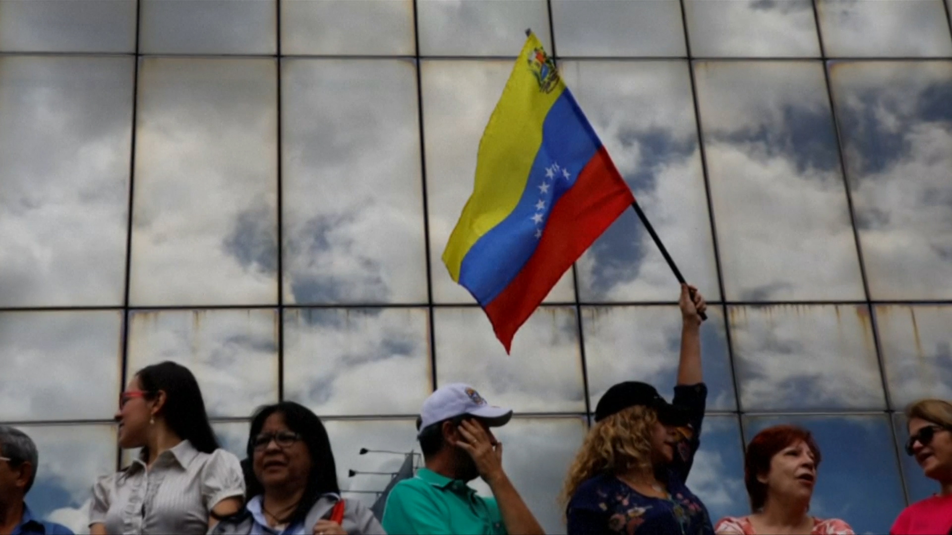 Win McNamee/Getty Images US to send humanitarian aid to Venezuela, Bolton says